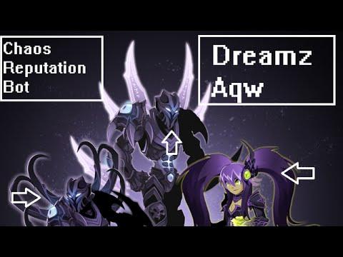 [Aqw] Chaos Rep Bot