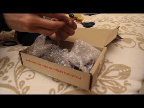 Посылки! Посылка от подписчика с Лего 1996 года и Бионикл! (Распаковка с Сузаку)