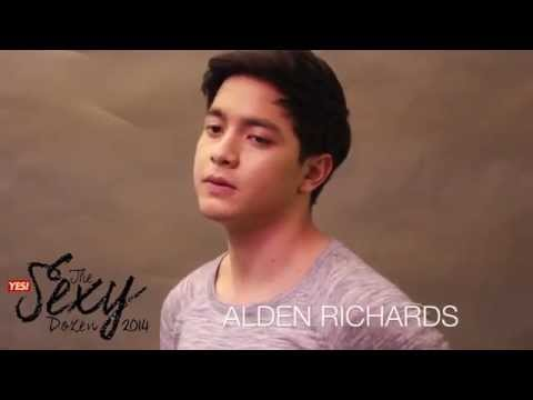 Alden Richards the heartthrob in YES! The Sexy Dozen