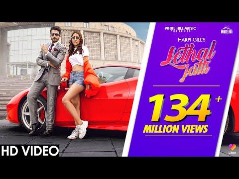 LETHAL JATTI (Official Video) | Harpi Gill ft. Mista Baaz | Ajay Sarkaria | New Punjabi Songs 2020