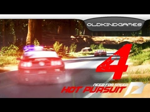 Прохождение Need for Speed: Hot Pursuit #4 ( Поездка на McLaren F1 )