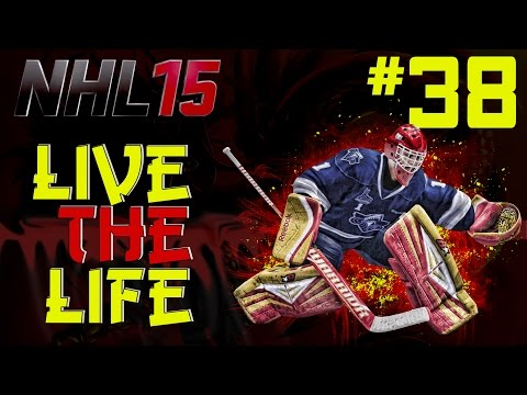 NHL 15: Live the Tendy Life Ep. 38 -