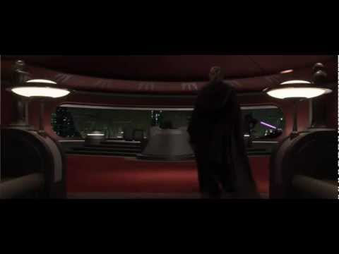 Mace Windu vs Palpatine/Unlimited Power/Becoming Darth Vader