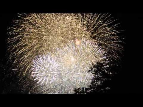 Sinulog Festival 2014 Fireworks Display Ayala Cebu