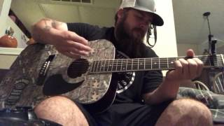 The way I am -Cody Jinks cover (David Nettles)