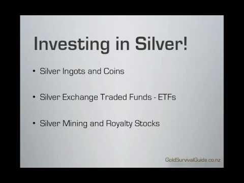 How to Buy Silver Bullion in New Zealand