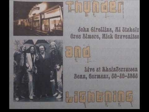 Gravenites/Cipollina Band (aka Thunder&Lightning) - Bigelow 6 - 9000