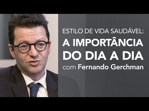 Estilo de Vida Saudável  Fernando Gerchman AO VIVO no Urban Talks