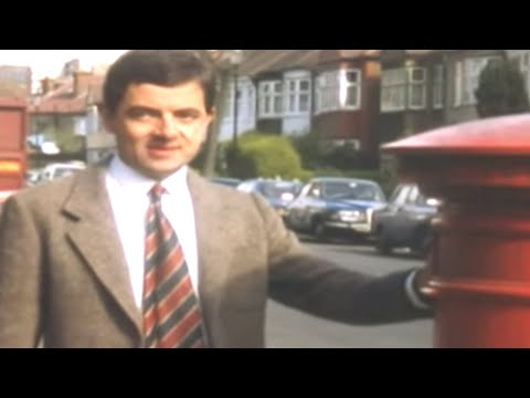Mr. Bean - The Postbox