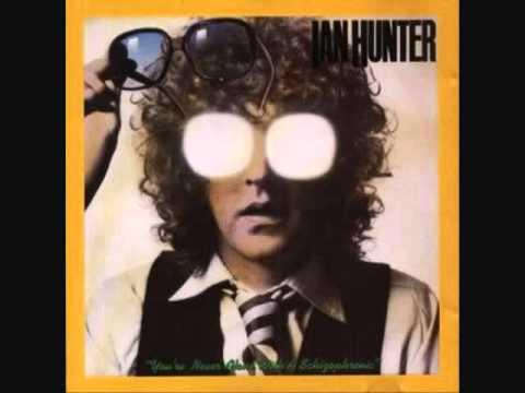 Ian Hunter - Speechless