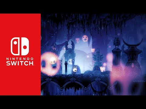 Hollow Knight - Nintendo Switch - Trailer