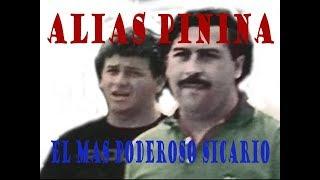 Jhon Jairo Arias Tascón alias Pinina, El mas poderoso sicario del Pablo Escobar alias el chili