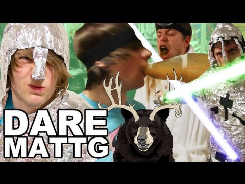 Dare MattG - DARE MATTG 19 ( FPS Cinnamon Challenge, Corey Vidal, BAGGED MILK)