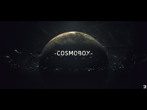 Planet Destroyer | Sci-fi Spaceship Model | After Effects + Element 3D