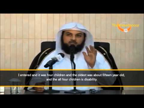 A true Emotional Touching Story á´´á´° | Sheikh Muhammad Al Arifi | MUST SEE