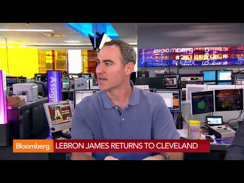 LeBron James: I'm Coming Home to Cleveland