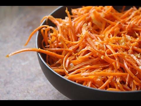 Обалденно вкусная морковка по корейски от шеф повара Александра, спец рецепт