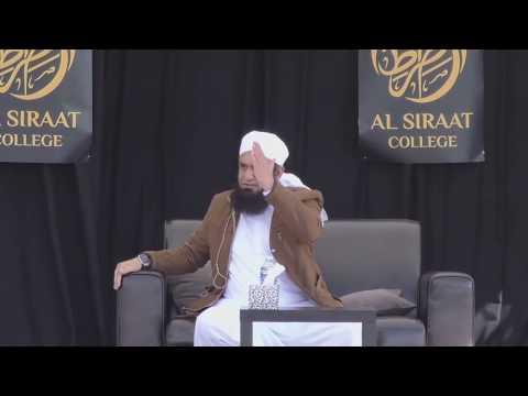 Mawlana Tariq Jamil - Bayan at Al Siraat Melbourne