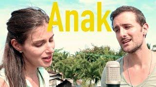 "Pretty Russian Girl Sings ""ANAK"" w/David DiMuzio"