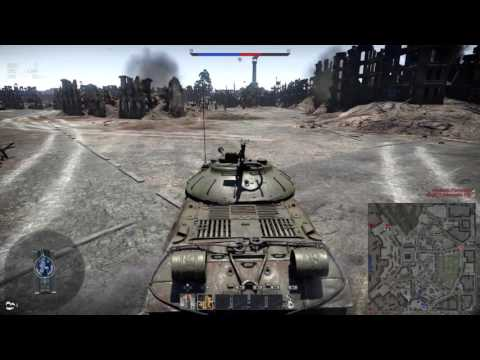 War Thunder PS4 Дед 3 тащит