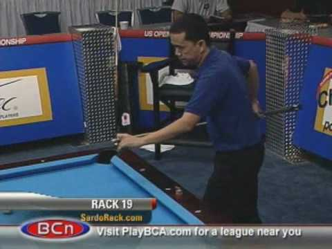 Billiards Pool US Open 9-Ball Championship: Stalev v Kiamco
