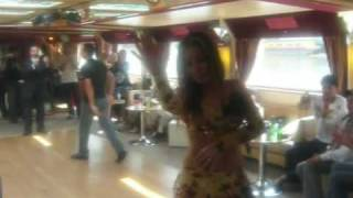 Giselle Belly Dancer: Belly Dance London 5