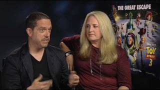 Interview with Lee Unkrich & Darla K. Anderson: Part 1