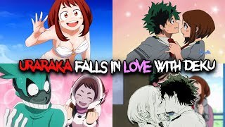 EVERY Sign WHY Midoriya & Uraraka Ochaco Fall in LOVE & Marry - Deku x Uraraka (Part 1)