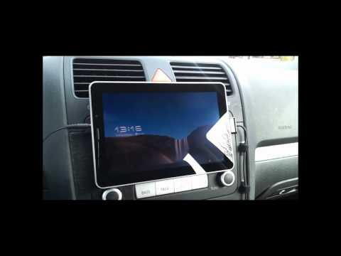 Подставка в машину для планшета своими руками