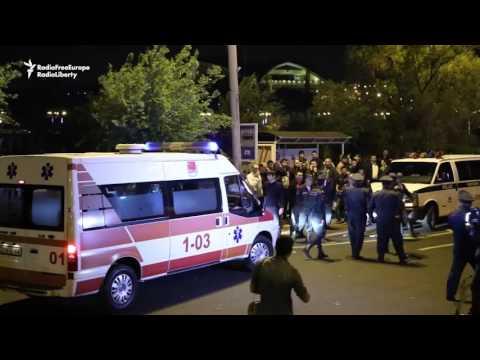 Deadly Bus Explosion in Yerevan, Armenia