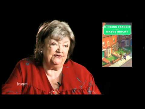 Meet the Writers - Maeve Binchy