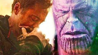 TOP 5 Saddest Moments in Avengers Infinity War