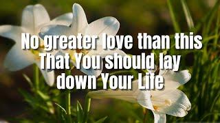 Watch Toni Gonzaga No Greater Love video