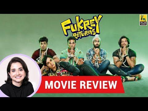 Anupama Chopra's Movie Review of Fukrey Returns
