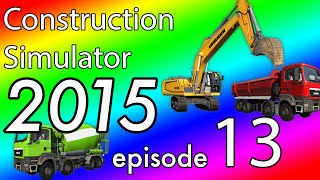 Construction Simulator 2015 - Career Multiplayer - EP:13