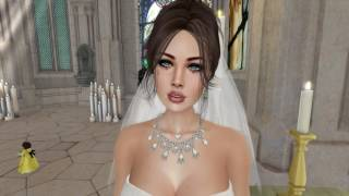Stu & Karlla Second Life Wedding - 9.22.16