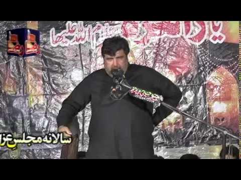 Zakir Syed Amir Rabani | Jalsa Narowali Gujrat |10 November 2018 ( www.Gujratazadari.com )