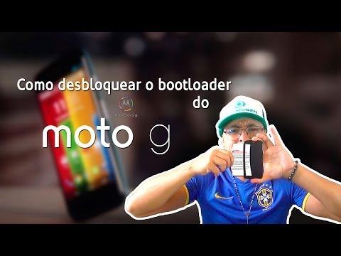 Como desbloquear o bootloader do Motorola Moto G - Tire a mensagem de bootloader desbloqueado.