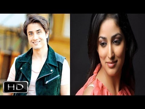 Exclusive - Ali Zafar Turns Journalist; Interviews Yaami Gautam video