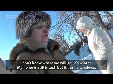 Ukrainian Refugees Forced To Leave Russia