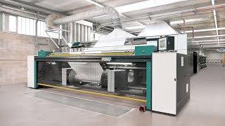 PROSIZE ® – A sizing machine for spun yarns by KARL MAYER