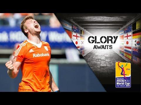 Netherlands vs England - Men's Rabobank Hockey World Cup 2014 Hague Semi Final [13/6/2014]