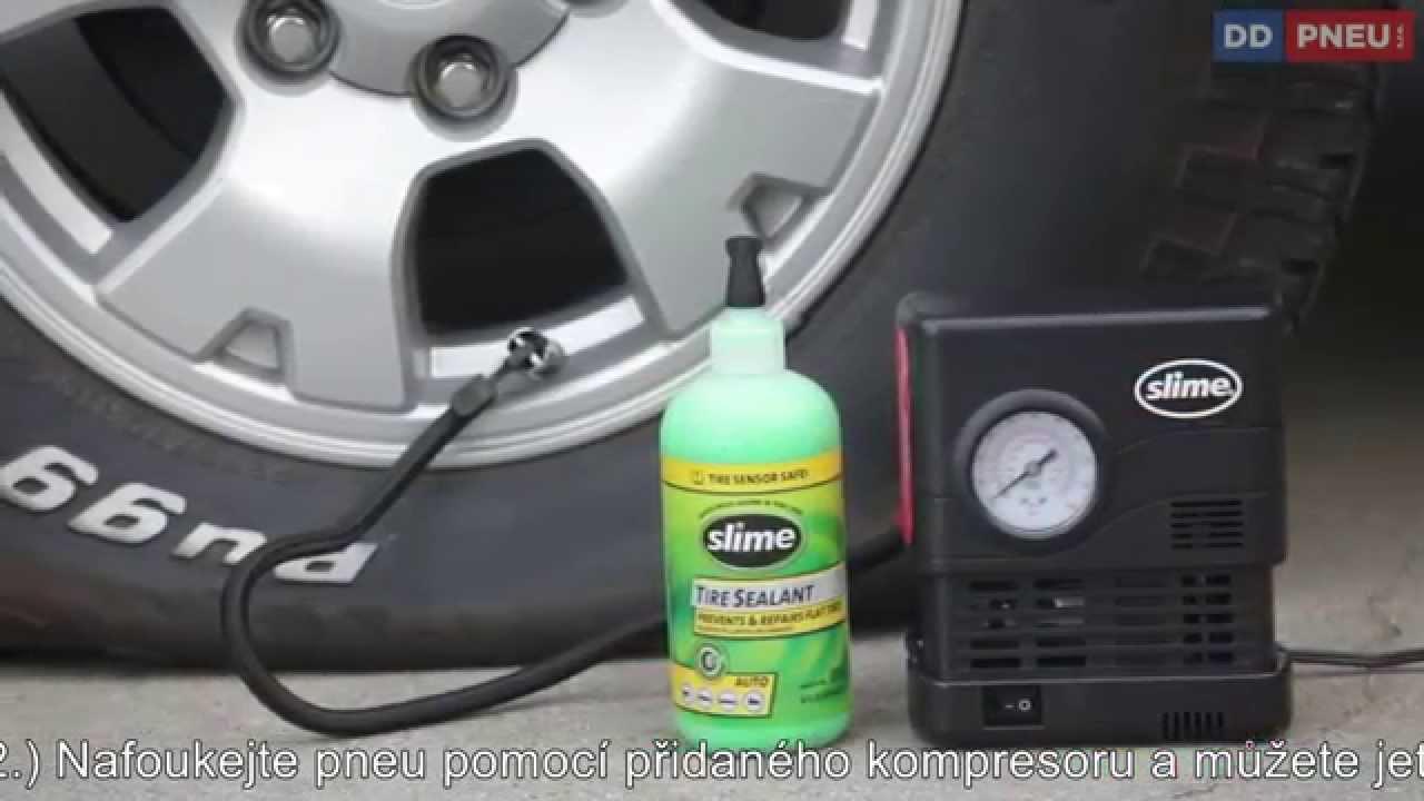 Slime Smart Spair – Polo-Automatická opravná AUTO sada