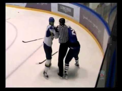 Asian Winter Games 2011 (South Korea - Kazakhstan Brawl) Fights