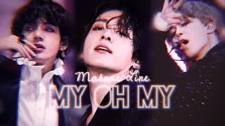 Download lagu ❛MAKNAE LINE - MY OH MY❜ →『FMV』