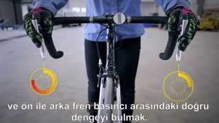 Trafikte Bisiklet Hakimiyeti