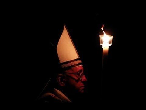 07/09/2013 Vigilia Oración Papa Francisco por la Paz en el Mundo