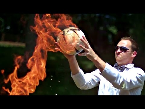 FIFA World Cup - Tribute to USA Team Advancing | Slow Mo Lab