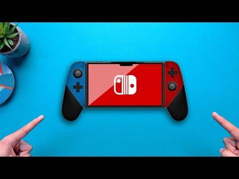 New Nintendo Switch in 2019!