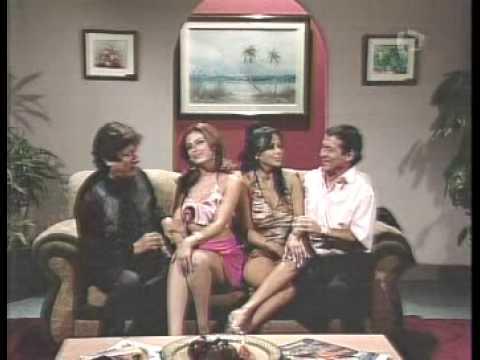 Adolfo Chuiman y Miguelito Barraza: Sketch de los maridos tramposos